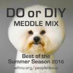 do or diy meddle mix 2016